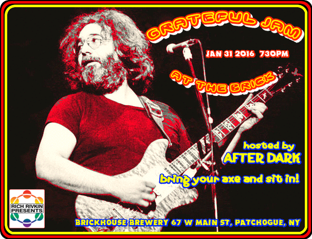 grateful jam 1 flyer jan 2015