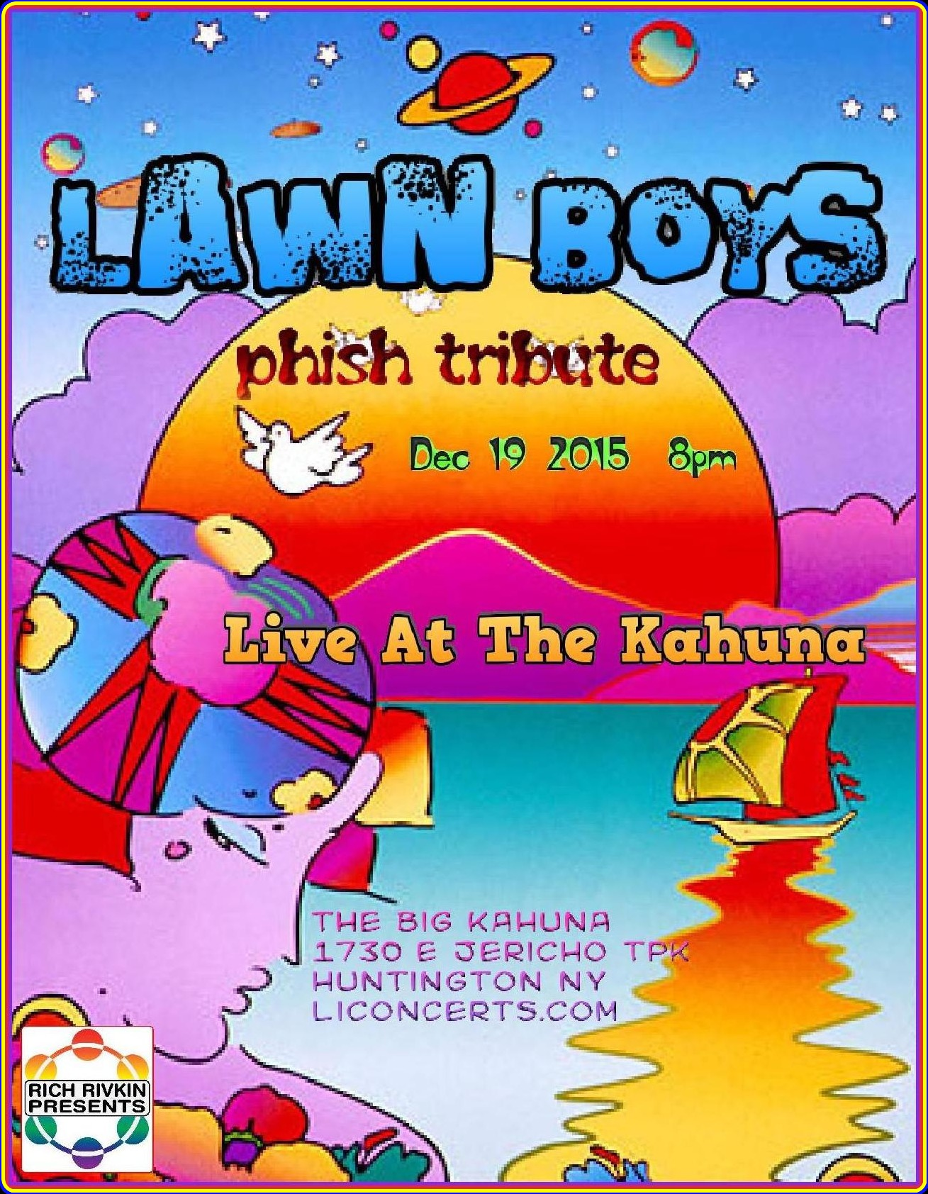 latka 2 flyer Lawn Boys