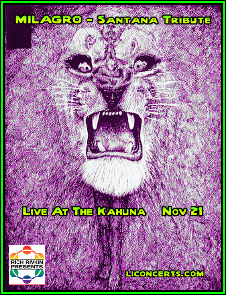 milagro latka flyer purple lion nov 2015