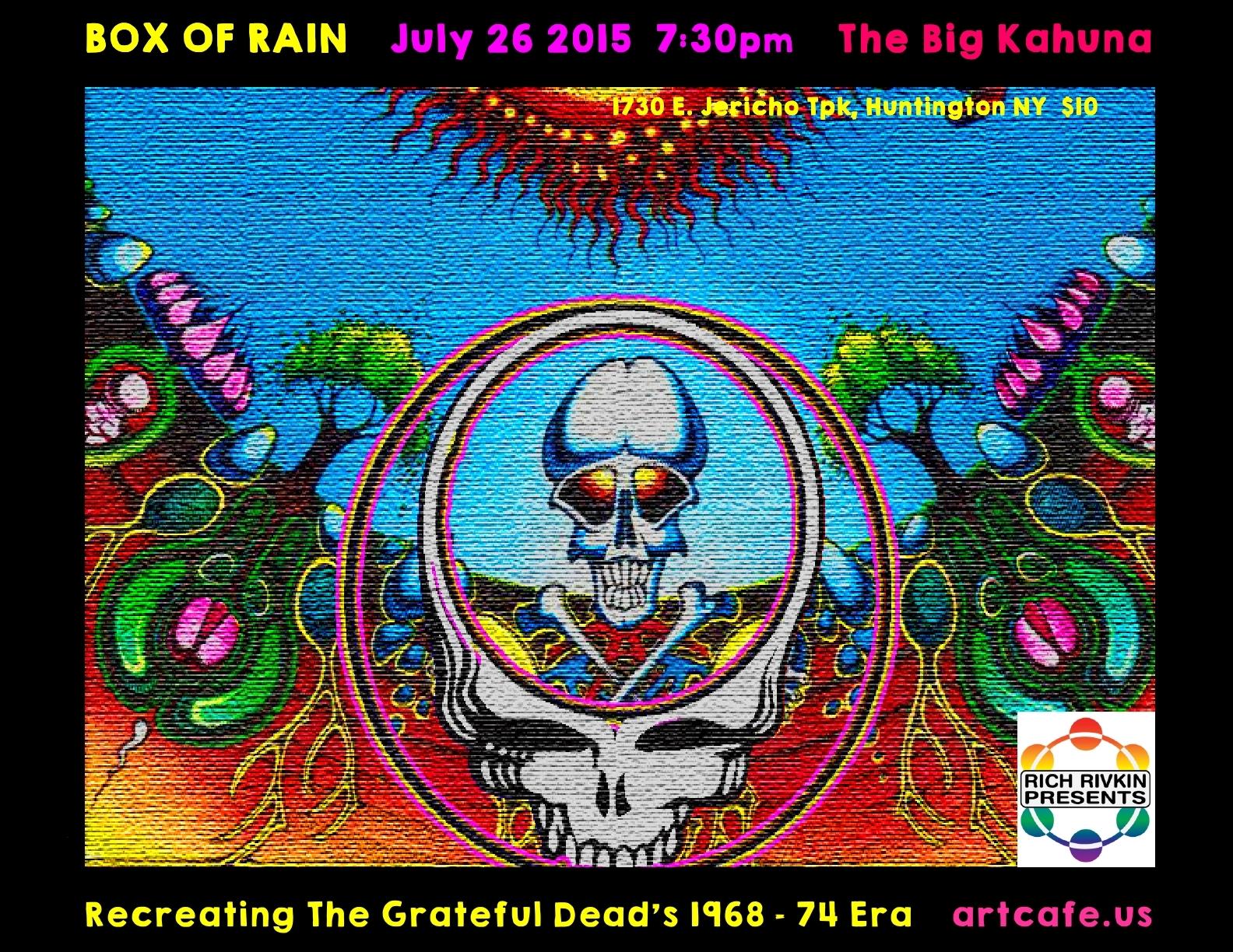 BOX OF RAIN poster 12