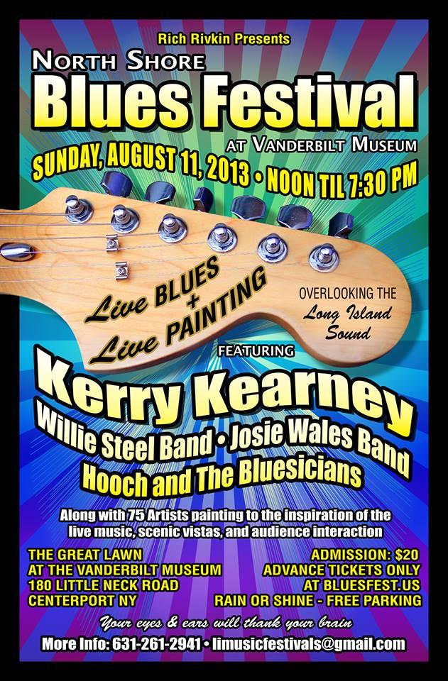 bluesfest poster 2013